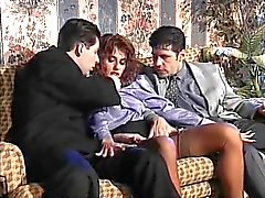 Simona Ravished By Very Horny Men - HOS