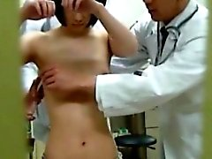 Orientalsex cuties spied on by their doctor