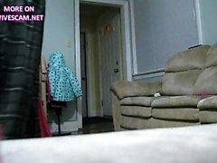 Voyeur Girlfriend - Hidden Spy Cam Bedroom Compilation