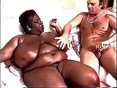 Kandee Lopes (Black BBW) & Blake Palmer (White American)