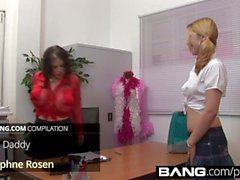 bang: Bunch of BIG Asses Bouncing and Shaking get Drilled