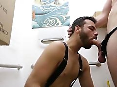 Gay like them straight tubes Sucking Dick And Getting Fucked