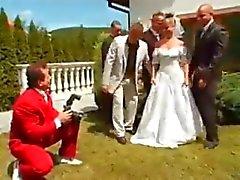 bride gangbang