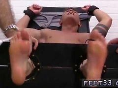 Football gay porn cartoon movies Sebastian Tied Up & Tickled