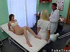 dilettante medico hardcore falso ospedale