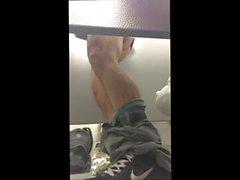 understall públicas - banheiro masturbação homossexual