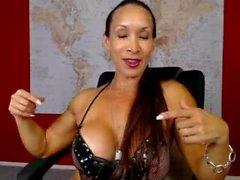 Denise On Webcam 8-05-2015