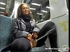 Pee In Public Train