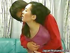 Japanese mature woman is a beauty part4