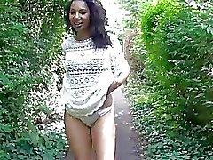black booty garota negra bichano preto peitos negros
