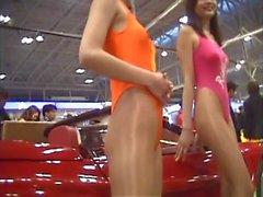 Japanese racequeen #3