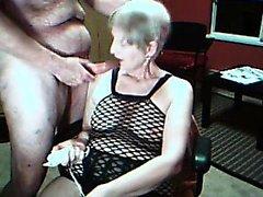 amateur blond pipe mature webcam