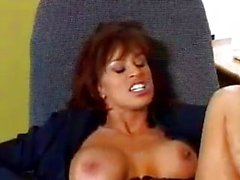 lesbiana masturbación grandes tetas juguetes devon michaels