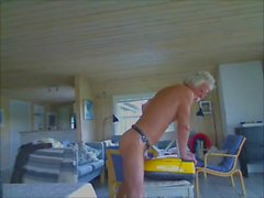 Fucking my vacuum cleaner (HAPPY WANKING 22)