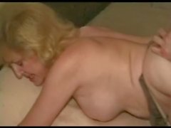 Kitty Foxx and friend take on a pair of cocks