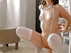 Playgirl receives her virgin pussy banged hard
