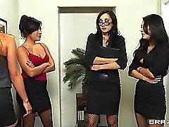 Office 4-Play II: Asian Sensation