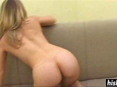 большие сиськи блондинка эротический
