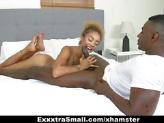 ExxxtraSmall - Funsized Teen Fucked By Huge Cock