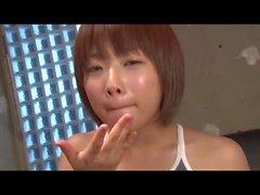 asya gençler japon bukkake cum yutma
