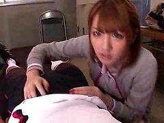 japanese nude women handjob and blowjob