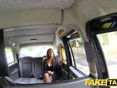 Fake Taxi hot busty babe gets massive cum shot
