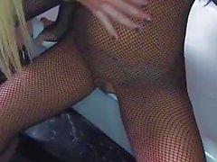 grandes mamas bodystocking lésbica grandes seios -