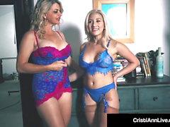 webcams lesbiennes milfs