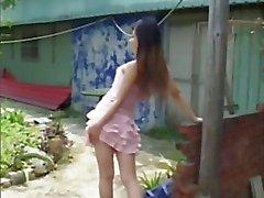 bebê ao ar livre voyeur asiático softcore