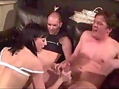 Dutch gangbang with Sofia Valentine en Jennie