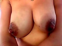 Curly blonde gets pussy tried in the sex bus