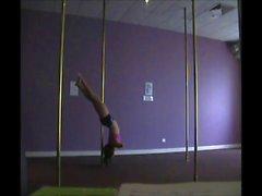 Me Amputee Debbie Pole Dance