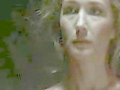 Brigitte Fossey naked in jail