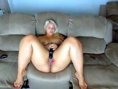Amateur Blonde With A Fat Ass Sucks Good Dick