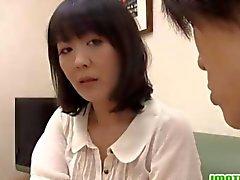 asiático duro maduro mamada japonés