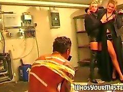 bdsm femdom hardcore trindade