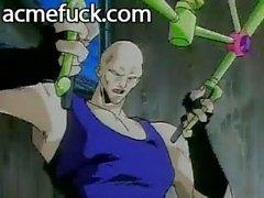 Anime rare movie clip