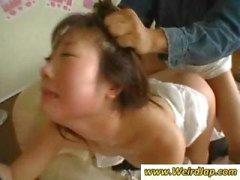 asiatisch fetisch demütigung
