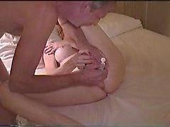 Dildoing My Pussy Showing Silicone Tits Fucking Sucking Hot