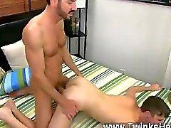 гей гей-пара оральный секс анальный секс без седла