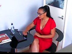 Donna Ambrose AKA Danica Collins - Danica hidden cam