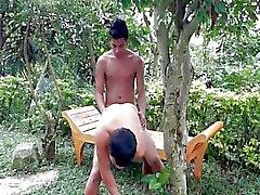 любительский анальный секс азиатский без седла