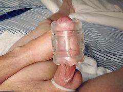 Fleshlight quick shot cock milking