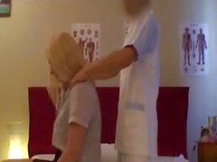 amateur blond doggystyle hardcore massage