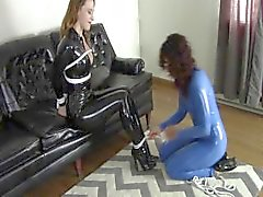 serene isley and sahyre bondage