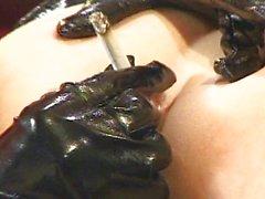 masturbazione anale capelli neri biondo stivali caucasico