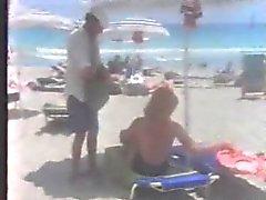 Jane Iwanoff auf Mallorca (full video)