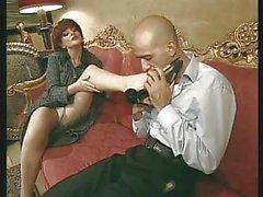 Les Filles De La Patronne... ( Complete Movie) F70