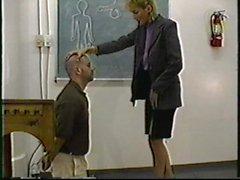 ballbusting lesson