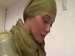 arabisch grote borsten